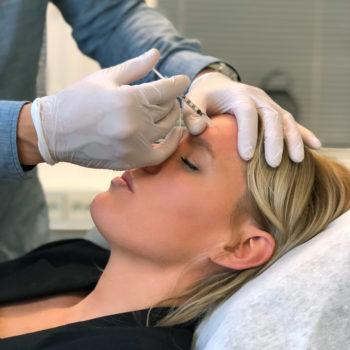 Botox injektionsbehandlingar