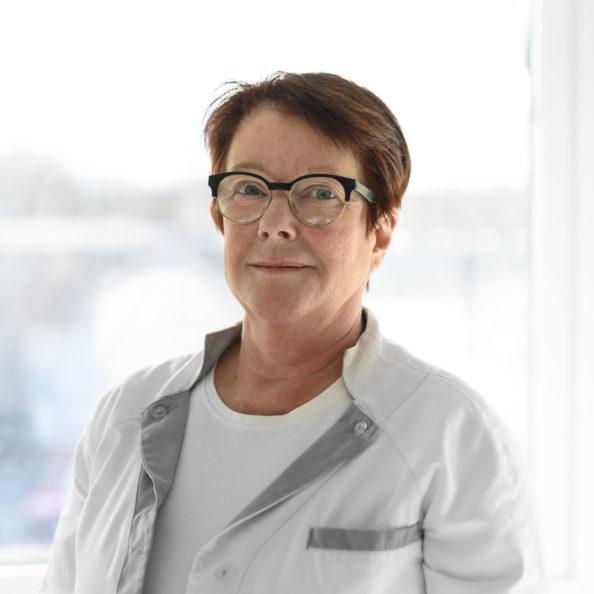 Lena Persson | Sköterska Grimmereds Hudläkargrupp