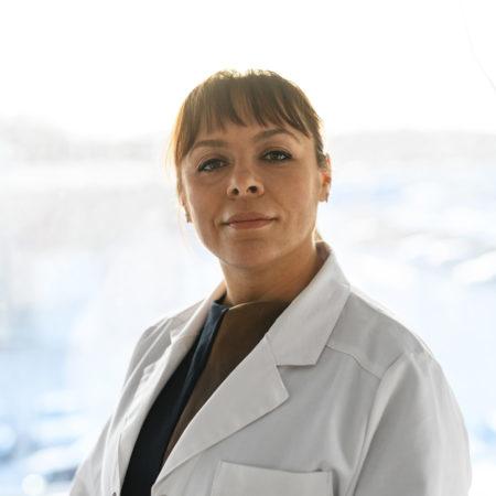 Hudläkare Göteborg Beti Velkoska